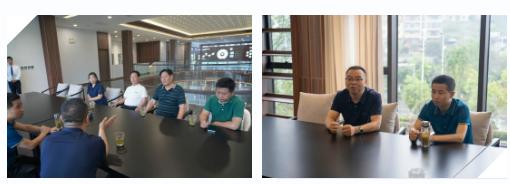 市委统战部副部长、市工商联党组书记陈有随调研说球帝直播app下载iOS府项目(图3)