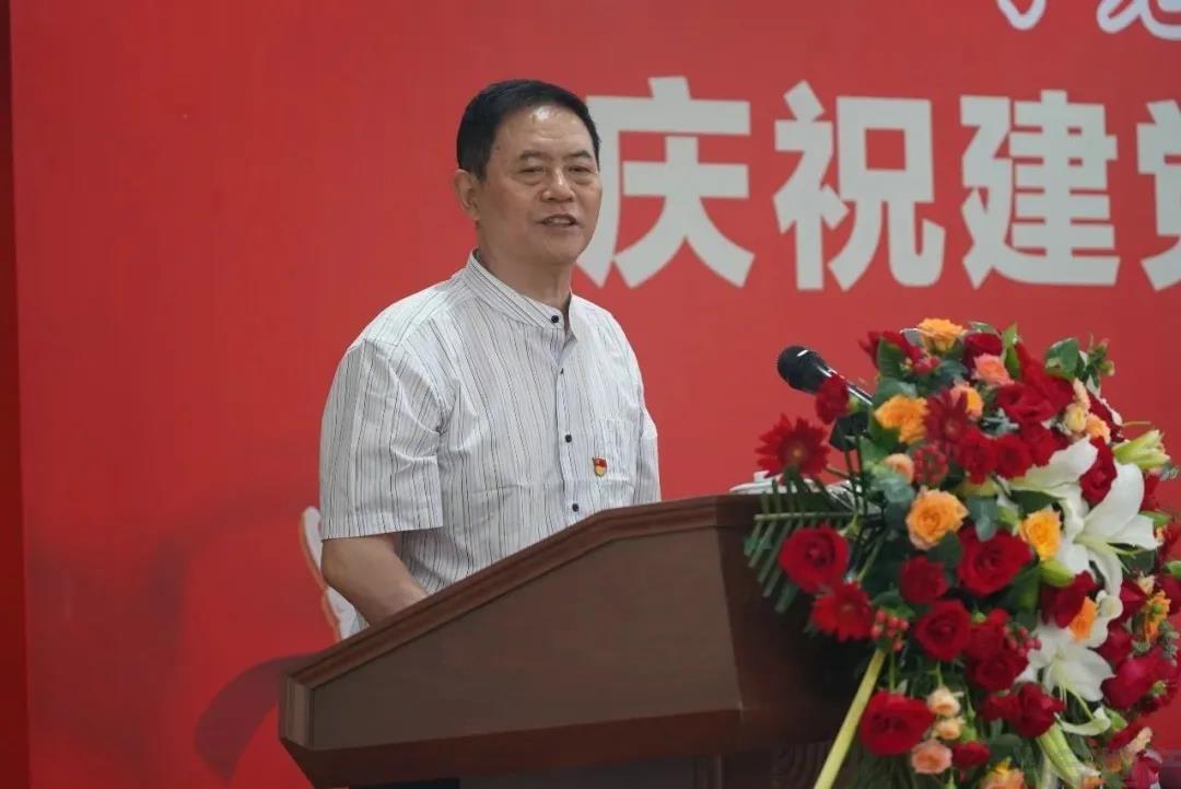 说球帝直播app下载iOS党总支庆祝建党100周年活动集锦(图8)